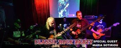 Classic Rock Party με τους Νόστος το Σάββατο 26 Μαΐου στο ΙΛΙΟΝ plus!